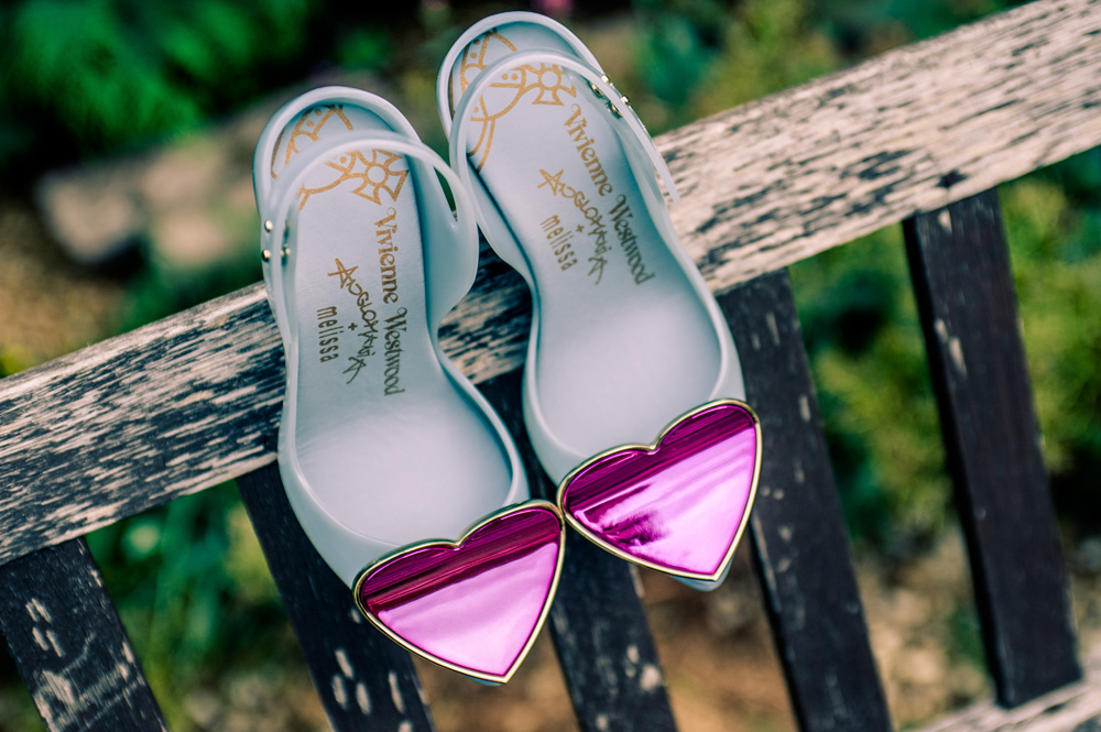 Vivienne Westwood wedding shoes