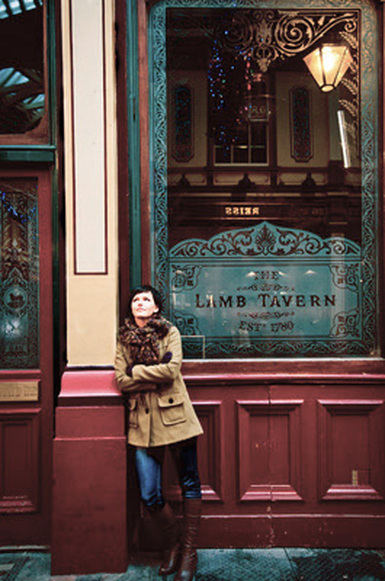 Daniela K photography Leadenhall market