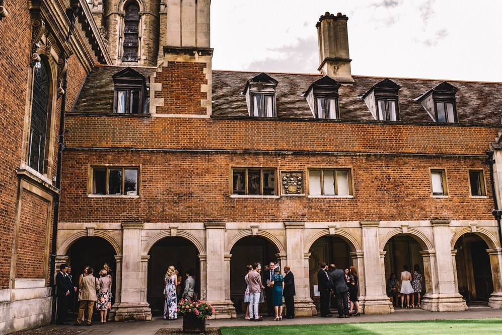 pembroke college cloisters
