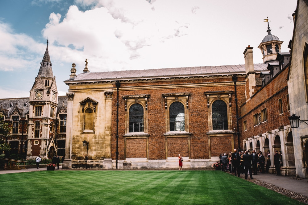 wedding guests photography cambridge