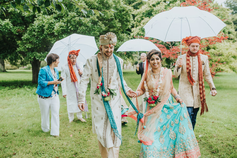 Chippenham park Indian wedding Ely