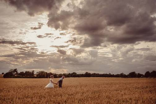 The Thatch Barn wedding photography Cambridgeshire